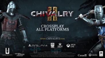 Chivalry 2 будет доступна на PS5 и Xbox Series X с кросс-плеем с PS4, Xbox One и ПК