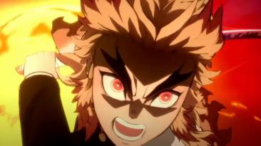 Новый геймплейный трейлер Demon Slayer: Kimetsu no Yaiba, демонстрирующий Кёджуро Ренгоку