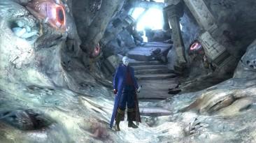"Devil May Cry 4 ""Третий костюм - UMVC3 Vergil-Nero Color"""