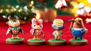 Вторая волна amiibo из Animal Crossing прибудет в конце января