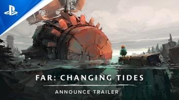 Анонсирована Far: Changing Tides - удивительная адвенчура в затопленном мире