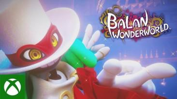Экшен-платформер Balan Wonderworld от создателей Sonic the Hedgehog выйдет в 2021 году