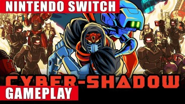 Видео игрового процесса Cyber Shadow