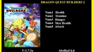 Dragon Quest Builders 2: Трейнер/Trainer (+5) [1.7.3a] {Abolfazl.k}