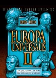 Обложка игры Europa Universalis 2