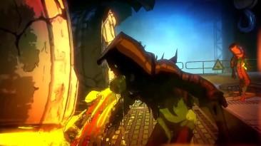 """Yaiba Ninja Gaiden Z """"Трейлер костюмов"""""""