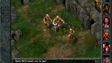 """Baldur's Gate """"Прототип от 4 октября 2000 года (PSX)"""""""