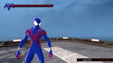 """Spider-Man: Shattered Dimensions """"Ultimate Skarlet 2099"""""""