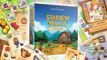 Stardew Valley получил официальную настольную игру