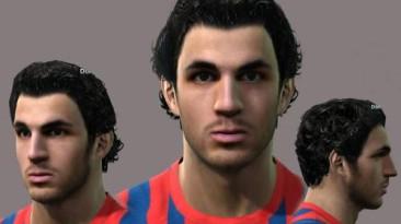 """PES 2011 """"Cesc Fàbregas Face"""""""