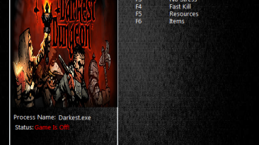 Darkest Dungeon: Трейнер/Trainer (+6) [Build 14017] {MrAntiFun}