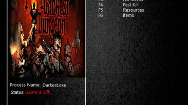 Darkest Dungeon: Трейнер/Trainer (+6) [Build 14017] {MrAntiFun}