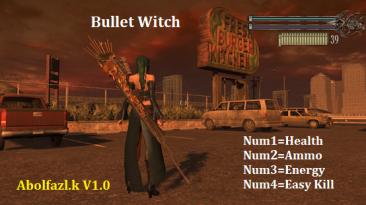 Bullet Witch: Трейнер/Trainer (+4) [1.0] {Abolfazl.k}