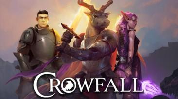 Западная версия Crowfall постепенно переходит на Pay-To-Play