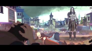 Ash of Gods: Redemption - геймплейный трейлер игры