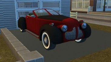 "The Sims 4 ""Автомобиль от g1g2"""