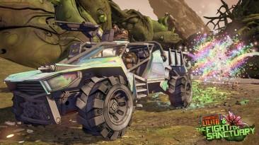"""Подробности и скриншоты дополнения """"Коммандер Лилит и Битва за Убежище"""" для Borderlands 2"""