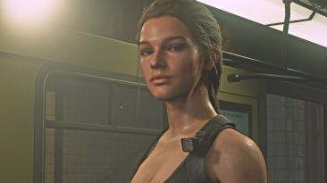 """Resident Evil 3 """"Прическа - длинная коса (физичная)"""""""