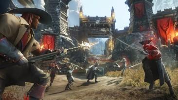 New World удалось удержать лидерство чарта продаж Steam