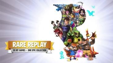Сборник Rare Replay не выйдет на Wii U