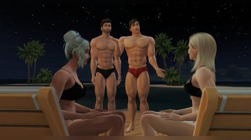 """The Sims 4 """"Сборка для взрослых - SEX TOP 18+"""""""