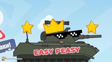 ТОП 20 серий Armored Warfare : Мультики про танки