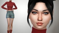 "The Sims 4 ""Сборка красивых симов девушек [by_pornstars]"""