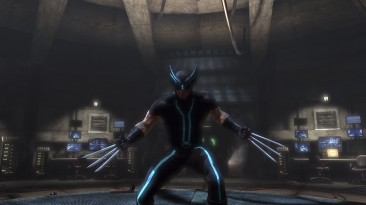"X-Men Origins: Wolverine ""Wolverine's Tron Suit"""