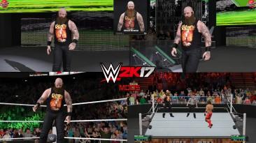 """WWE 2K17 """"Erick Rowan WWE 2K19 Port MOD"""""""