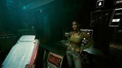 "Cyberpunk 2077 ""Смена персонажей"""