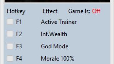 Crusader Kings 2: Трейнер/Trainer (+8) [2.4.4 - Steam] {MrAntiFun}