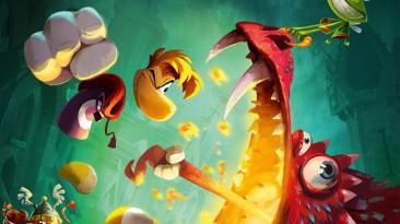 """Rayman Legends """"Официальные обои"""""""