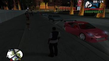 "Grand Theft Auto: San Andreas ""Toyota Celica XTC"""