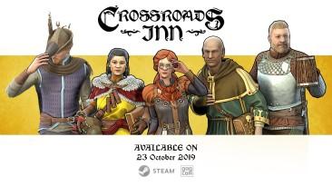 Симулятор корчмы Crossroads Inn получил дату релиза