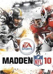 Обложка игры Madden NFL 10