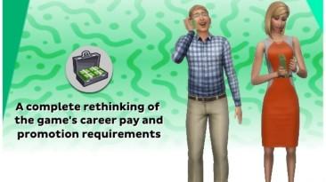 "The Sims 4 ""Новая система карьер"""