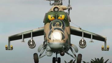 Новый эпический трейлер DCS World по случаю выхода Ми-24 в ранний доступ