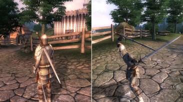 "Elder Scrolls 4: Oblivion ""Unnecessary Violence III: Critical Mess / Излишнее насилие 3: Критическое безобразие"""