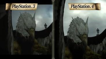 Третий сравнительный трейлер Dragon's Dogma для PlayStation 4 и PlayStation 3