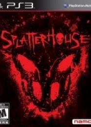 Обложка игры Splatterhouse