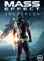 Обложка игры Mass Effect: Andromeda