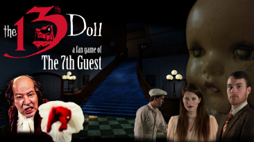 Анонсированна horror-адвенчура The 13th Doll, неофициальное продолжение The 7th Guest