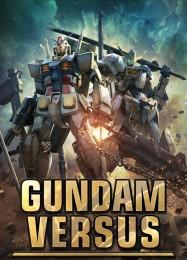 Обложка игры Gundam Versus