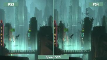 BioShock: сравнение графики оригинала на PS3 и ремастера на PS4 (Candyland)