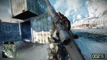 Настоящий BARRETT | Battlefield Bad Company 2