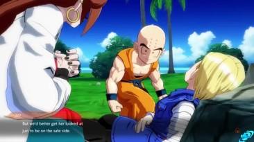 Dragon Ball FighterZ - Все катсцены