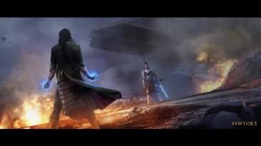 "Star Wars: The Old Republic ""Bioware анонсировала новое дополнение"""
