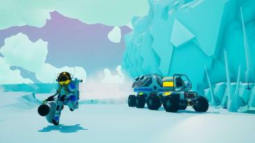 Космическая песочница Astroneer доберётся до PlayStation 4 15 ноября