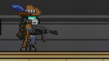 """Starbound """"Russian Weapon Pack (v 2.0)"""""""