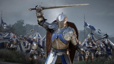 Не только на консолях, но и на ПК - смотрим трейлер открытой беты средневекового слэшера Chivalry 2